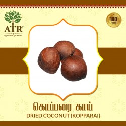 கொப்பரை காய் Dried Coconut (Kopparai)
